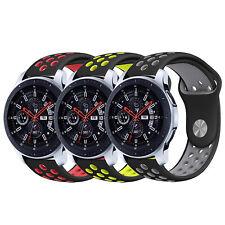 Silicone Wrist Watch Band Strap For Samsung Galaxy Watch 46mm / 42mm