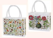 *Shopper*Einkaufstasche*Gartenblumen&Blumen aus dem Garten Eichstätt*25 x28cm