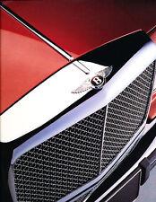 1987 c Bentley Heritage Factory Original Sales Brochure - Continental S2 S3 T2