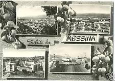 SALUTI DA MESSINA - VEDUTINE 1956