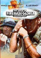 The Siege Of Firebase Gloria DVD - R. Lee Ermey, Wings Hauser, Robert Abevalo