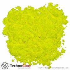 Fluorescent Powder, YELLOW - UV Reactive Powder / Pigment