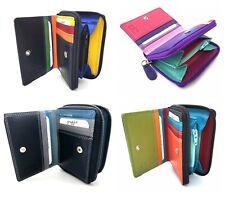 Golunski RFID Safe Graffiti Range Quality Leather Small Purse Wallet 7-113