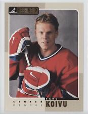 1997-98 Pinnacle Beehive #13 Saku Koivu Montreal Canadiens Hockey Card