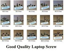M2 M2.5 Nylon Coated Laptop Screw - 3mm 4mm 5mm 6mm 12mm 14mm 16mm 17mm 19mm