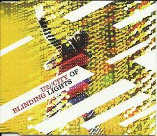 U2 City of Blinding Lights EDIT & All because of you Kilahurtz MIX UK CD Single