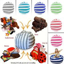 Peluche jouets enfants reçoivent sac pouf, peuvent servir de coussin