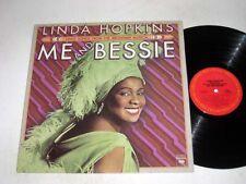 LINDA HOPKINS Me & Bessie COLUMBIA Stereo