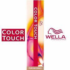 Wella Professional Color Touch Demi Permanent Hair Colour 60ml. Free P&P!
