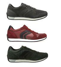 Scarpe da uomo rossi casual Geox   Acquisti Online su eBay
