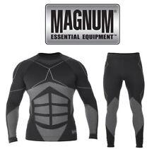 Magnum Hombre Deportivo Esquí Moto Ropa térmica funcional Motocicleta Interior