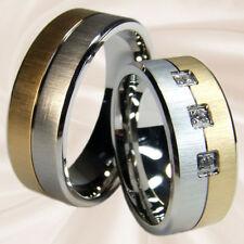 Eheringe Hochzeitsringe Verlobungsringe Partnerringe Paarringe 8 mm mit Gravur