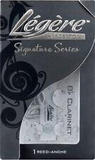 """Anche de Clarinette Sib """"Légère"""" Signature Series anche synthétique"""