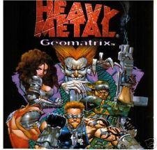 Heavy Metal: Geomatrix - 2001-Video Game Soundtrack CD