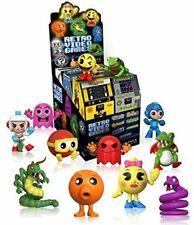 FUNKO MYSTERY MINI BLIND BOX - RETRO VIDEO GAMES. VINYL CHARACTERS. PAC-MAN ETC