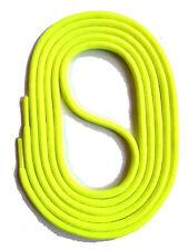 reißfest 10mm Schnürsenkel Flach Neongelb,75-150cm reißfest,Sneaker 899laces