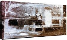 Quadri Moderni Stampa su Tela Canvas cm 100x50 Quadro Moderno Astratto 11