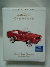 2006 Hallmark 1964 1/2 Ford Mustang Kiddie Car Classics