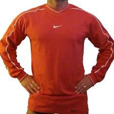 Nike Dri-Fit / -FIT palestra T-Shirt manica lunga,Rosso - 758419,misure S,XL,XXL