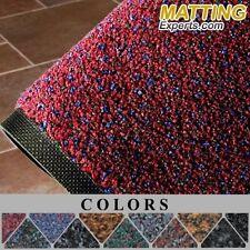 """Entrance Runner Water Absorbing Carpet-like Colorful Star Non-Slip Mat 3/8"""" S121"""