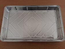 Confezione da tre Vassoio Bake piatto 32cm pentole in alluminio di grande valore!