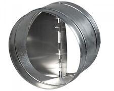 Rückschlagklappe NW 100/125/150/160/200 mm Rohreinbau