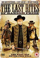 Last Rites Of Ransom Pride (DVD, 2011)