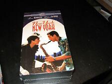 New York, New York-2 vhs-Liza Minnelli-Robert De Niro-NEW!!!!!!!!!