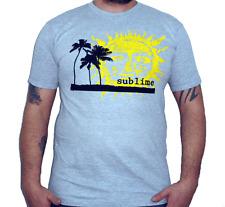 SUBLIME (Palm Trees W/Sun) Men's T-Shirt