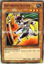 Yu-Gi-Oh 3x Hayabusa-Ritter - - - 5DS3