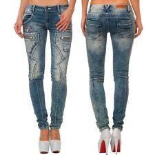 REICHSTADT Damen Jeans Hose Skinny Slim Fashion Style Stretch Sexy Angesagt TOP