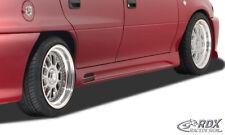 Seitenschweller Opel Astra F Schweller Tuning ABS SL1