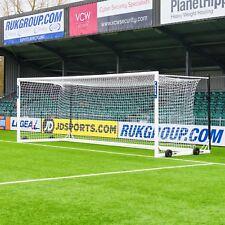 FORZA Alu110 Freestanding Stadium Box Soccer Goal - 5 Sizes [Net World Sports]