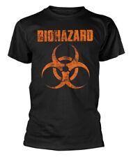 Biohazard 'Logo' T-Shirt - NEW & OFFICIAL!