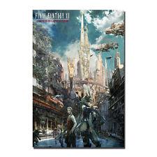 Final Fantasy XII New Game Silk Poster Art Print 12x18 24x36 inch Home Decor