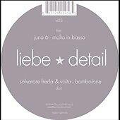 FREDA & VOLTA/JUNO 6 , SALVATORE - BOMBOLONE USED - VERY GOOD VINYL RECORD