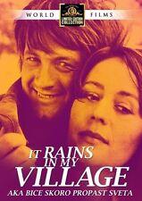 It Rains In My Village DVD - Annie Girardot, Ivan Paluch, Eva Ras, Mija Aleksic
