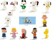 Schleich® Peanuts™ - Auswahl,Snooby, Charlie Brown usw NEU mit Schleich-Fähnchen