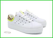 Sneakers da bambina Gioseppo scarpe per ragazza donna con zeppa platform pelle
