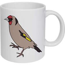 'Goldfinch' Ceramic Mug / Travel Cup  (MG025555)
