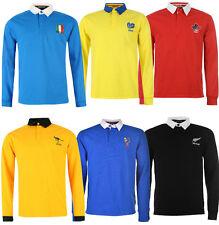 Rugby Herren Trikot Gr. S M L XL 2XL 3XL Rugby World Cup Shirt Jersey neu