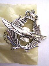 insigne Aviation au Maroc à déterminer ??? Pilote Pilot Wings métal