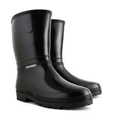Waterproof Wellington Boots + Warming Insoles Wellies Walking Gardening for Rain