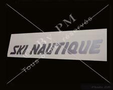 Sticker Ski Nautique