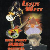 LESLIE WEST BIG PHAT ASS INSTRUCTIONAL GUITAR DVD