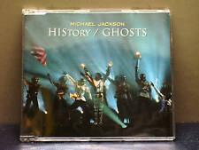 MICHAEL JACKSON-CD SINGOLO-HISTORY+ GHOST-