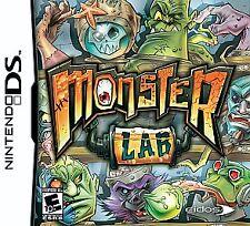 Monster Lab (Nintendo DS, 2008) New