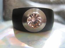 CILINDRO 0mm-CON STRASS 6mm-molti colori a scelta-kompat. con Charlotte 21