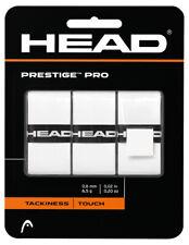 Head Prestige Pro Tennis Racquet Racket Overgrip 3 Pack