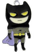 Batman Boy pendant necklace cartoon style Heavy Chain
